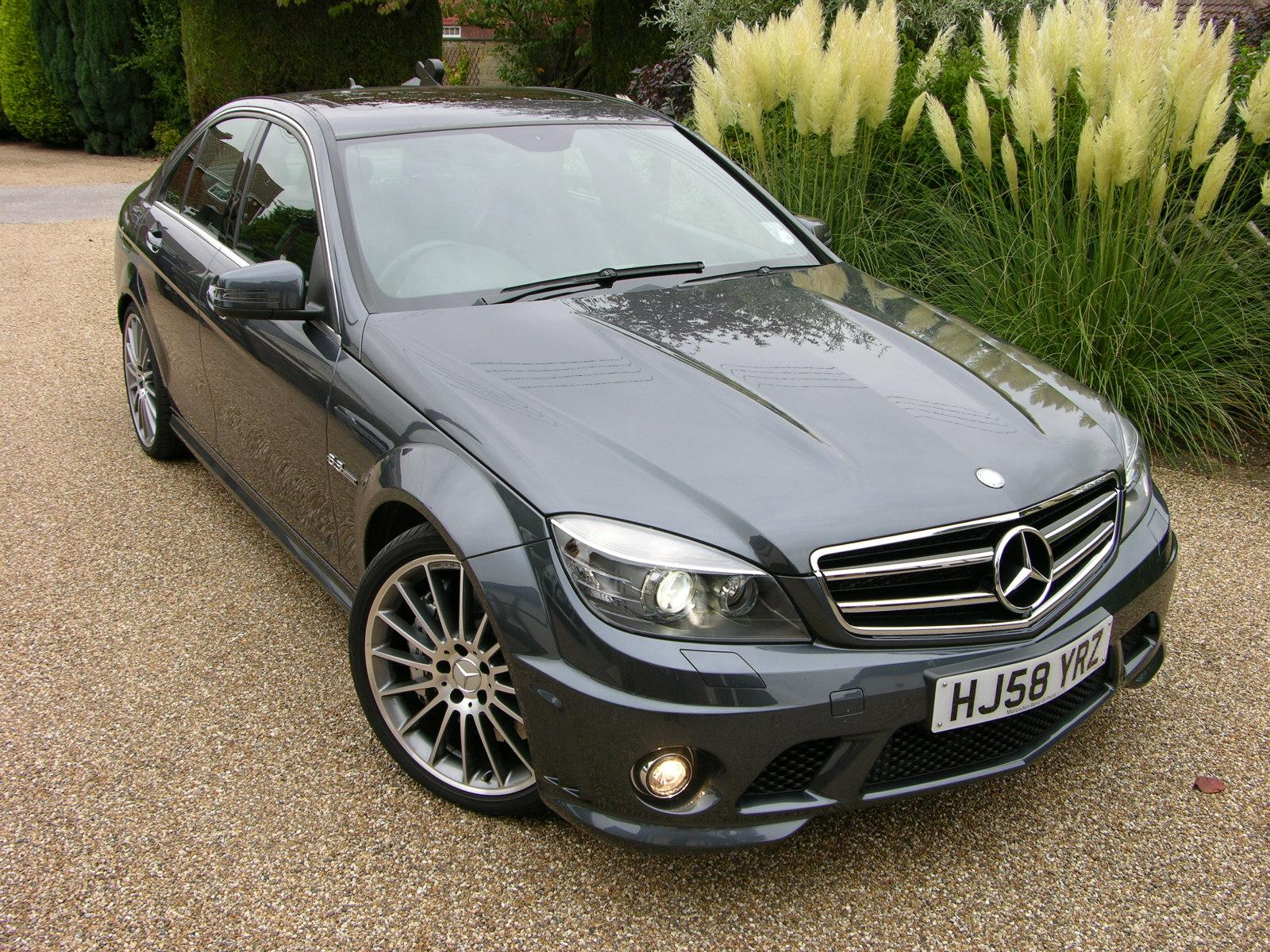 file 2008 mercedes benz c63 amg flickr the car spy 26. Black Bedroom Furniture Sets. Home Design Ideas