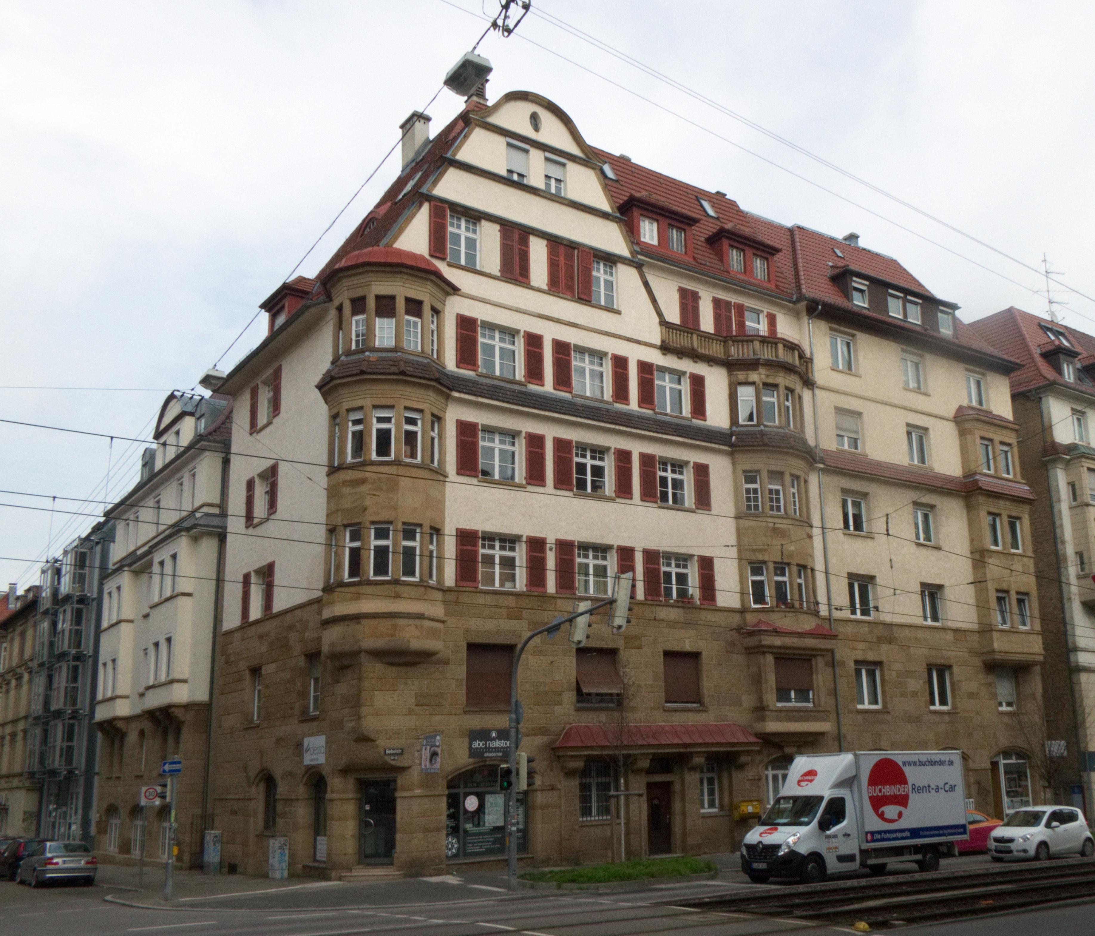 Bebelstraße 57 Stuttgart
