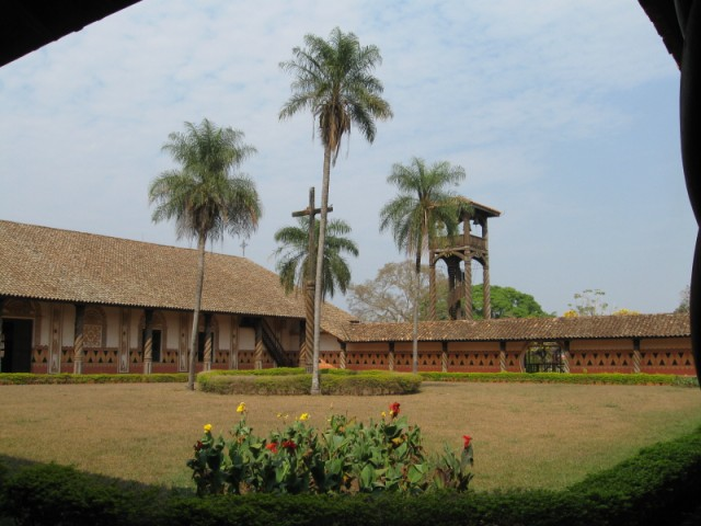 Jesuit missions of the chiquitos travel guide at wikivoyage for Patios chiquitos