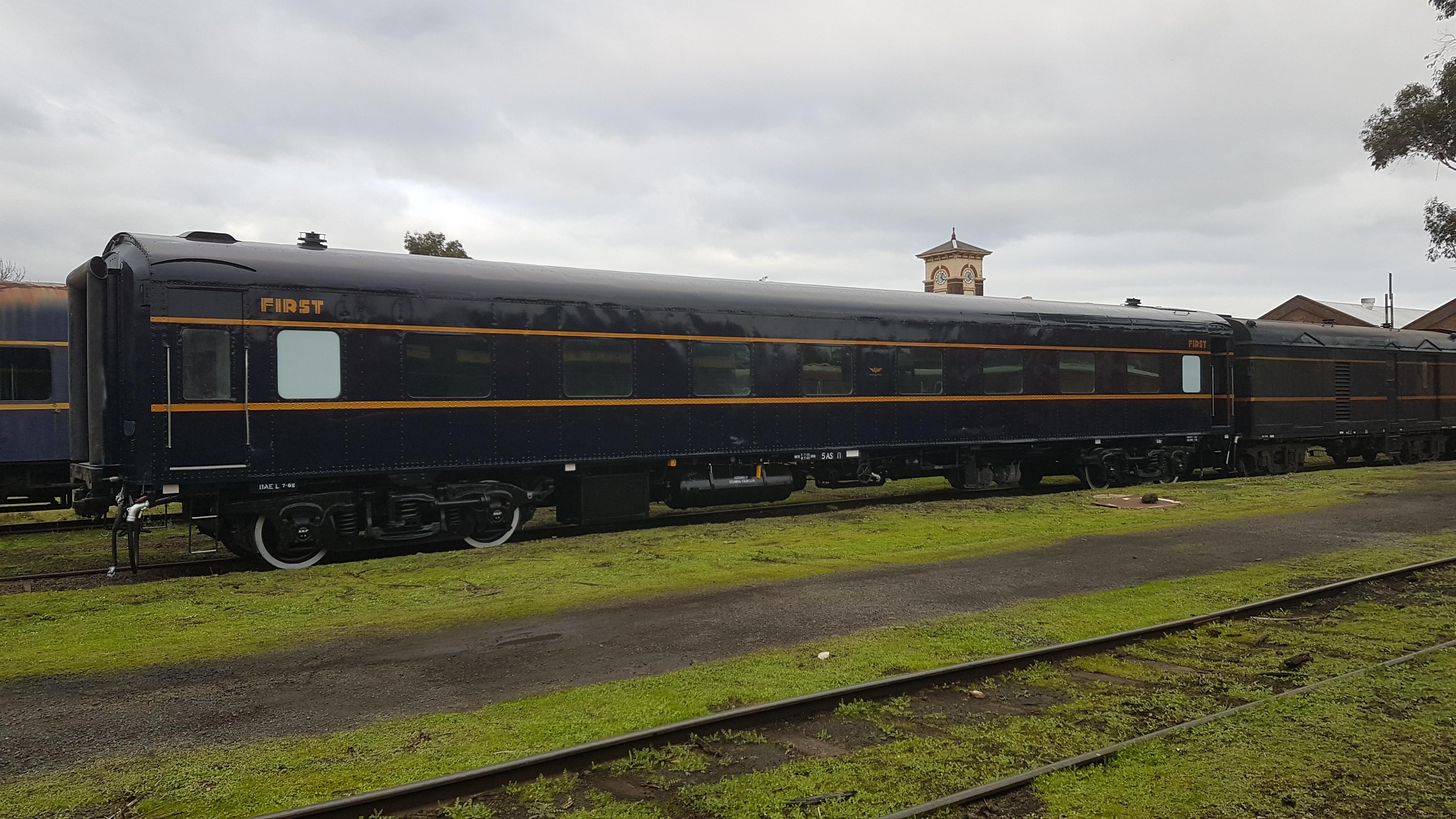 Victorian Railways S type carriage - Wikipedia