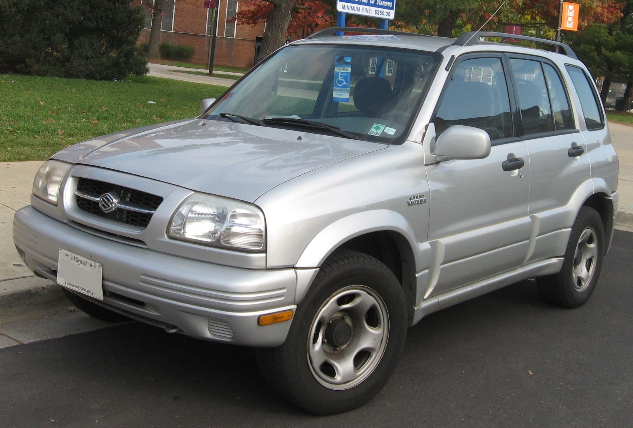 Suzuki Col
