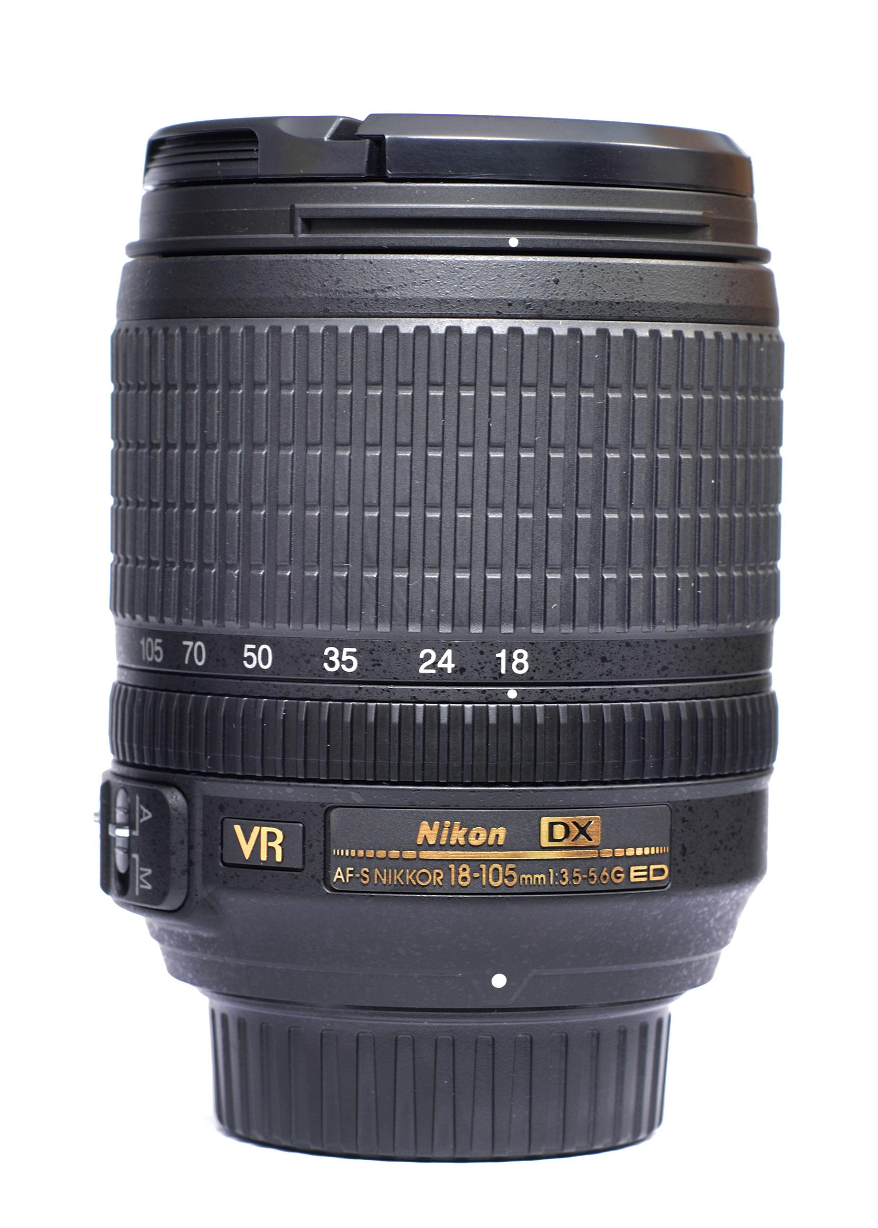 wiki File:AF S DX NIKKOR  mm f G ED VR lens JPG