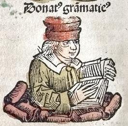 Aelius Donatus Roman grammarian