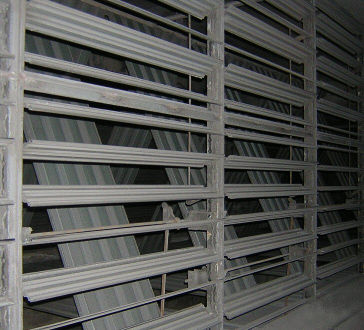 Air dampers can be used to balance HVAC systems in your home and office.