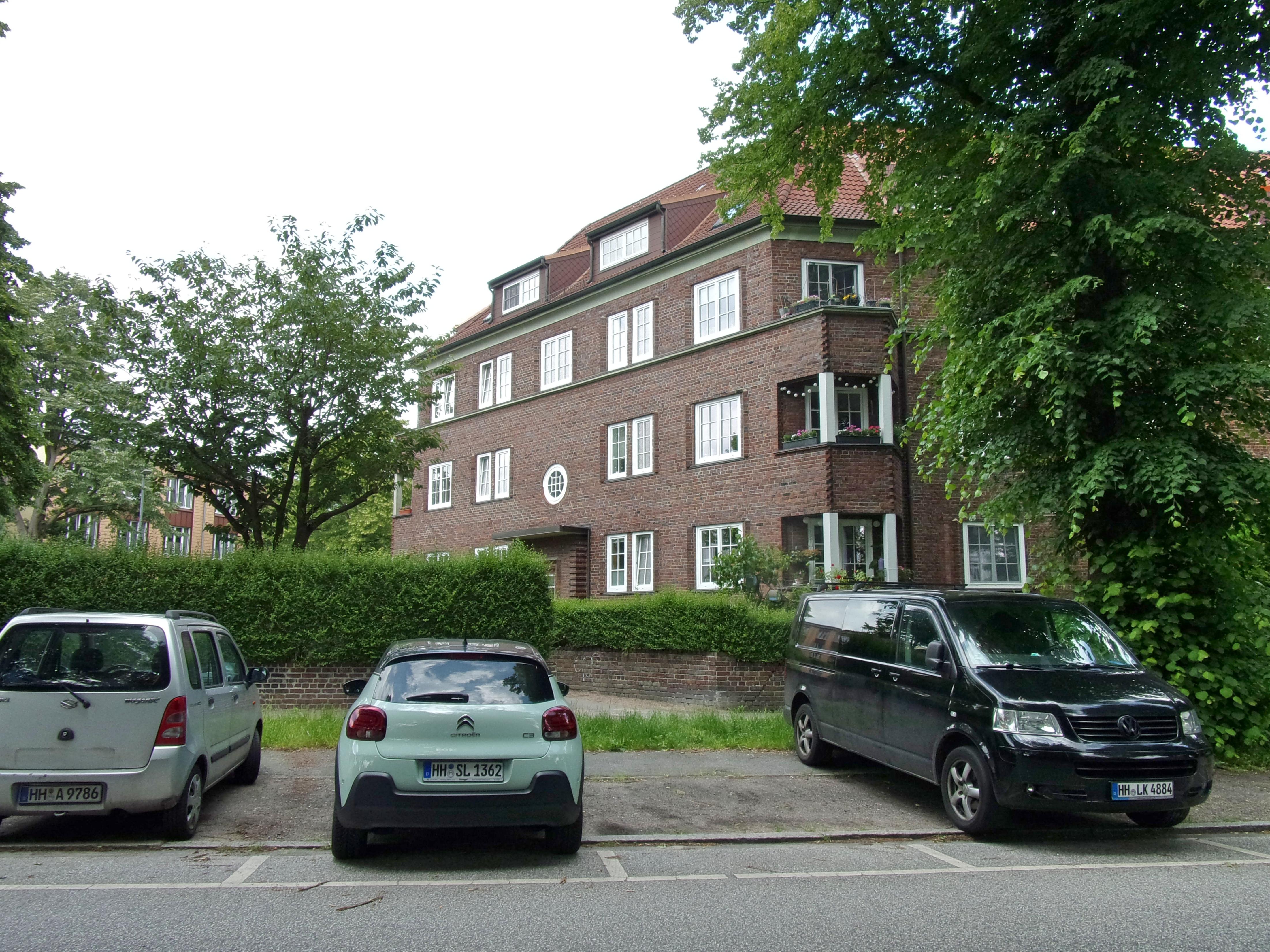 Am Hasenberge Hamburg
