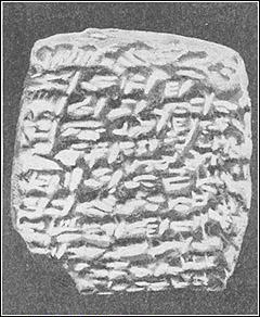 Amarna letter EA 282 Quiz