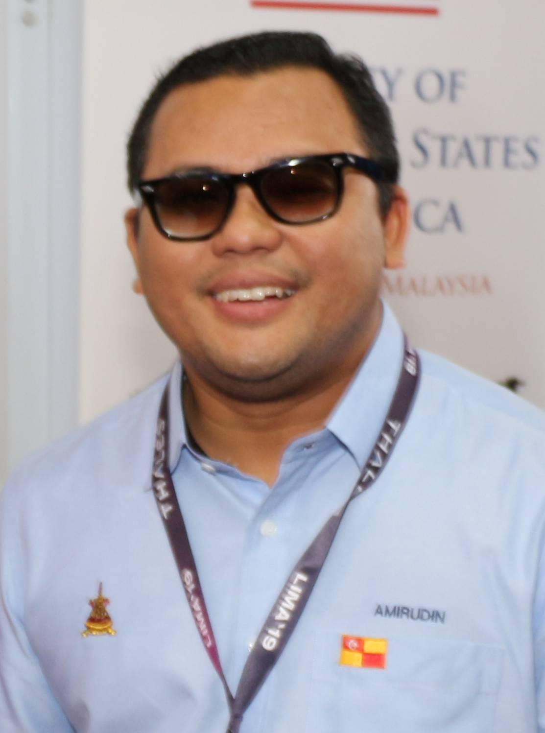 Amirudin Shari - Wikipedia