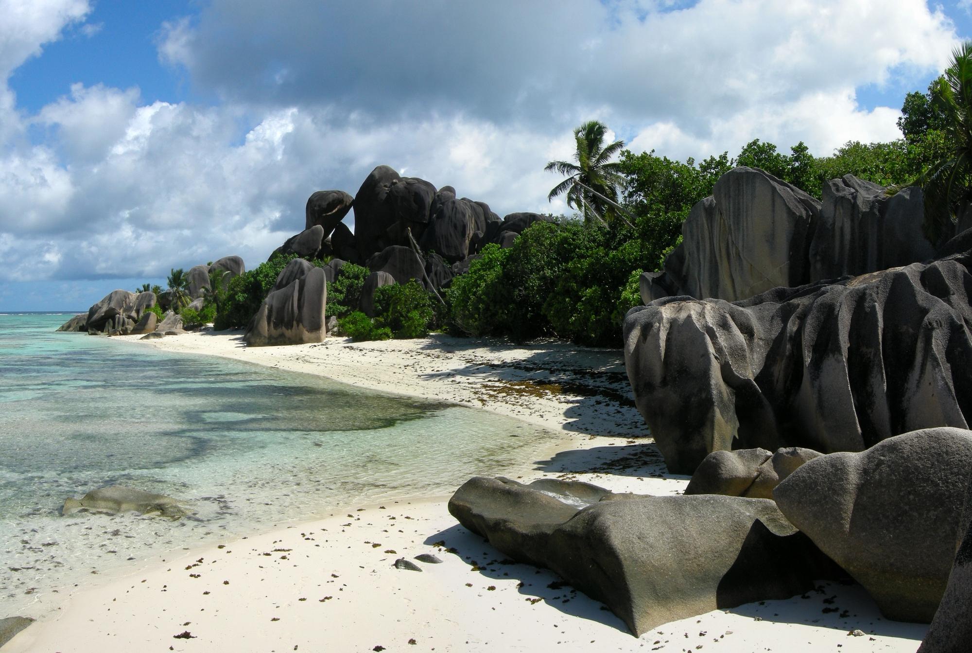 La Digue Island Beaches
