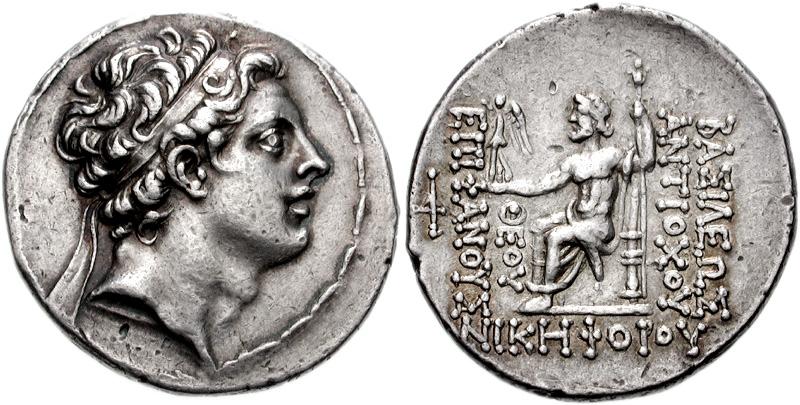 אנטיוכוס הרביעי - הפודקאסט עושים היסטוריה