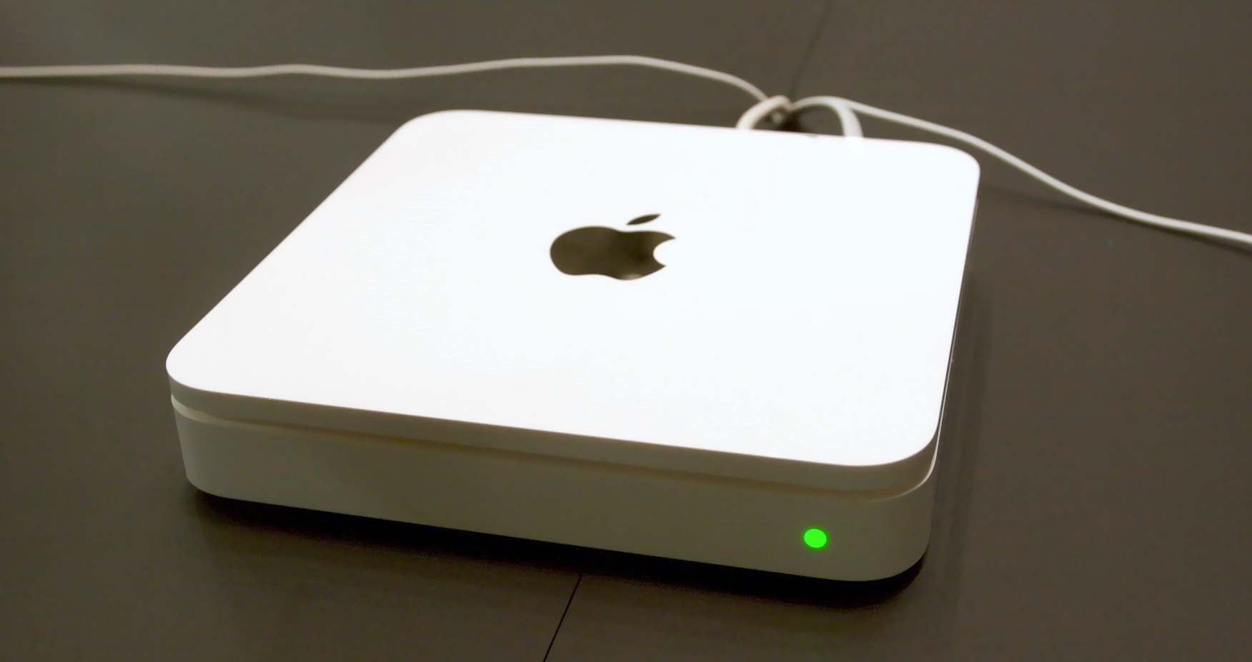 Apple Airport Extreme branchement