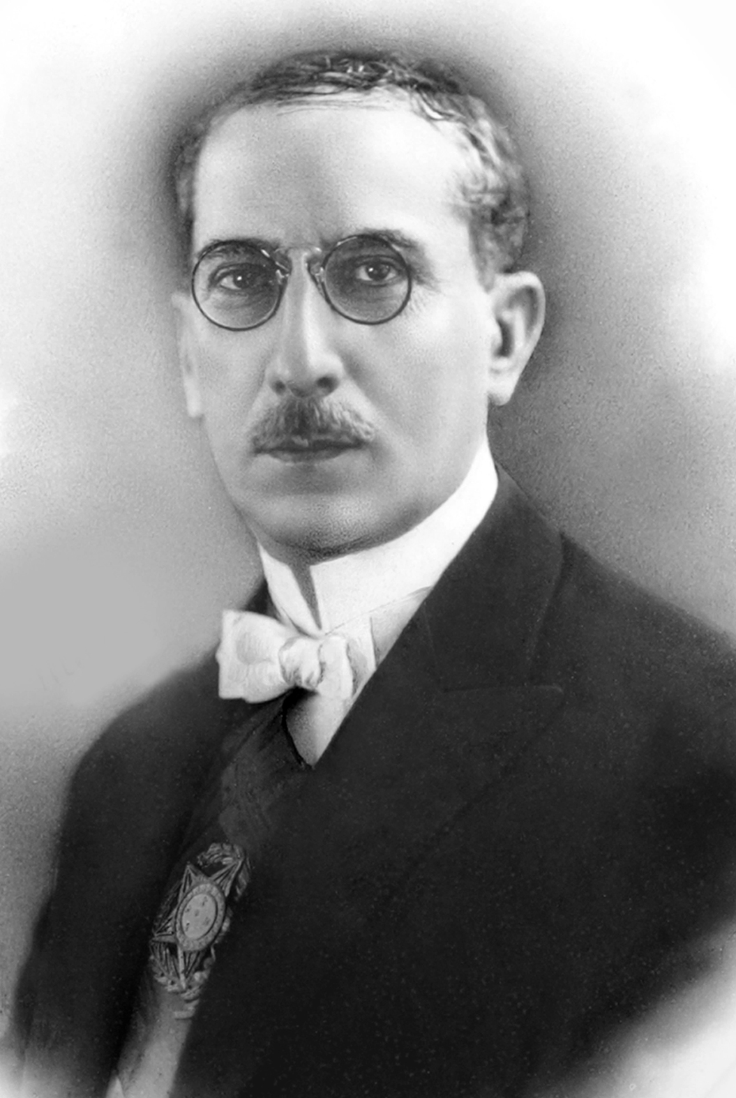 Depiction of Artur Bernardes