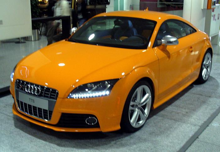 Audi TTS Roadster 20T FSI