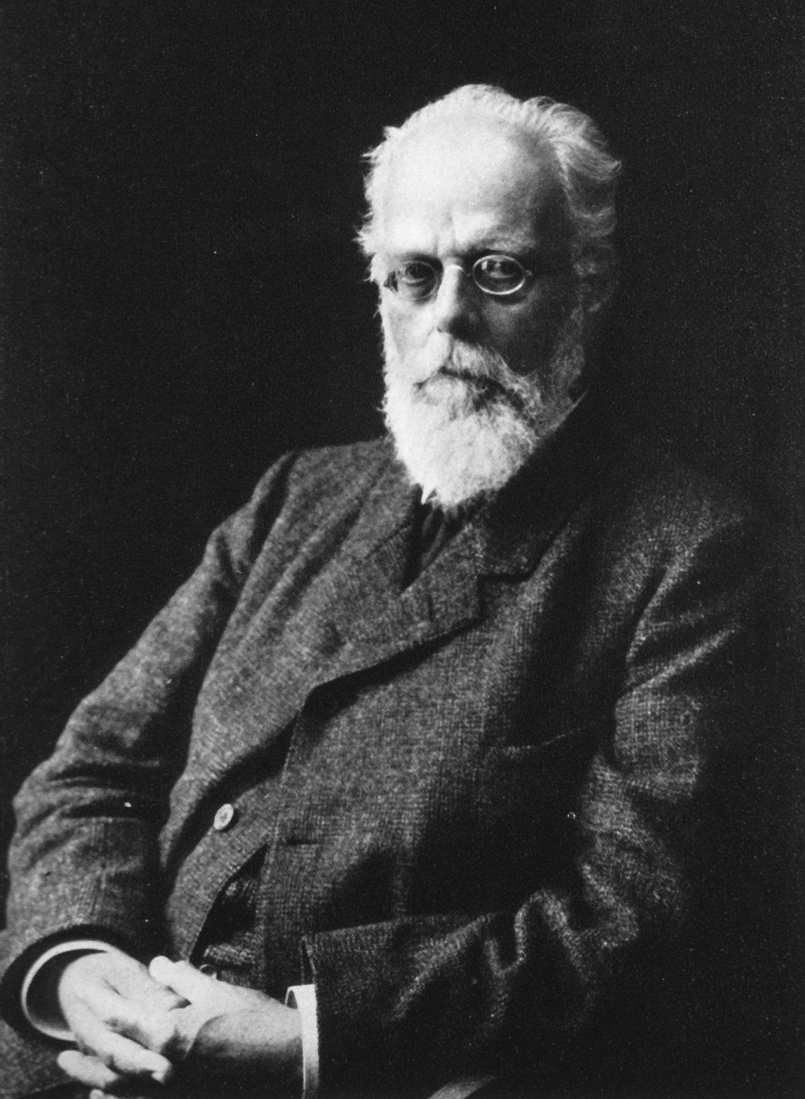 image of August Weismann