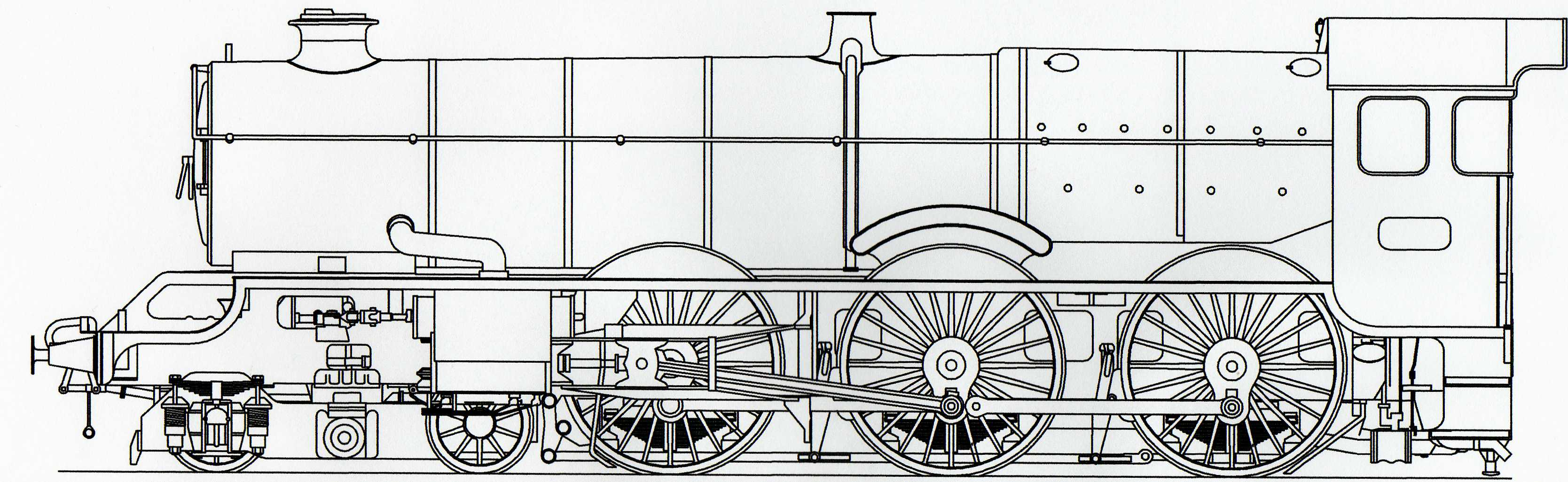 File autocad drawing of a great western for Online cad drawing