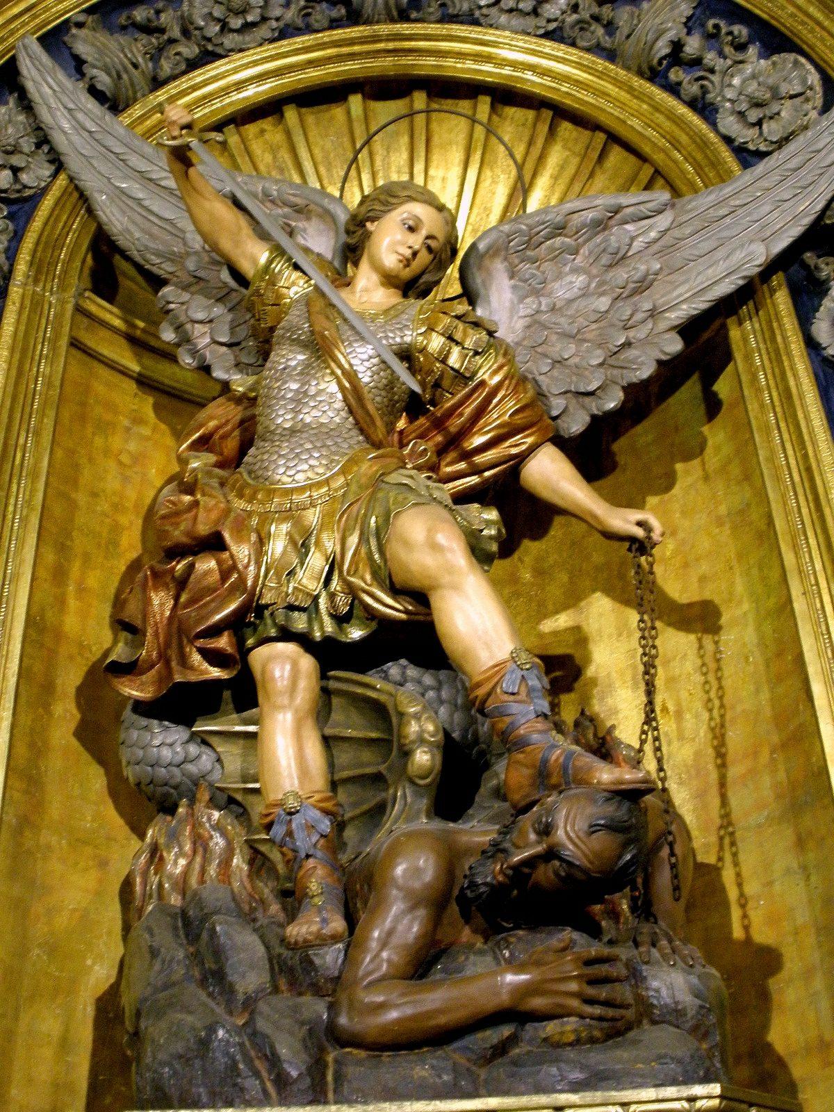 Resultado de imagen de arcangel miguel