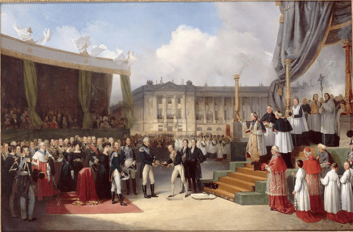 Restauration frankreich wikipedia for Republica francesa wikipedia
