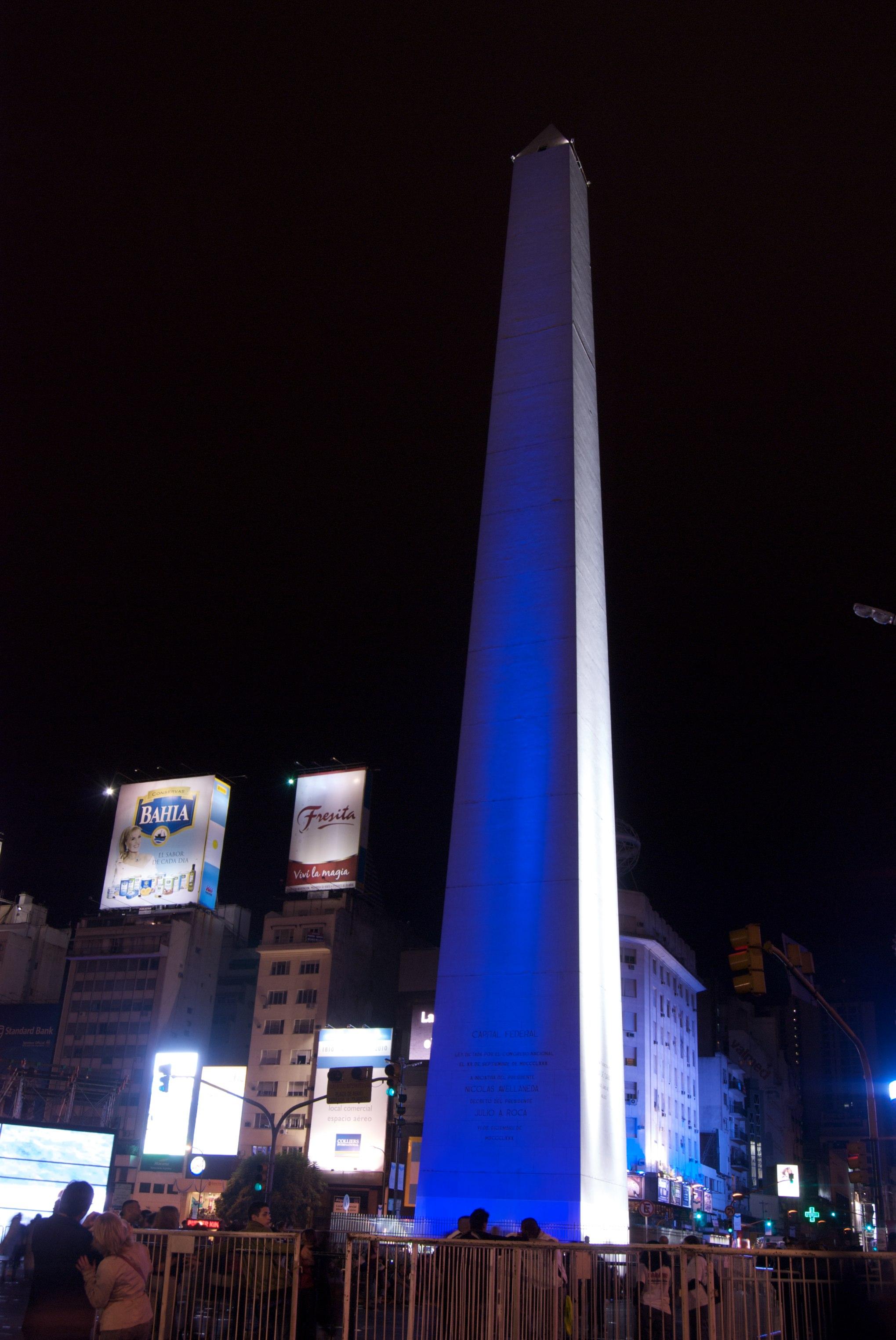 Buenos Aires una ciudad hermosa para visitar.