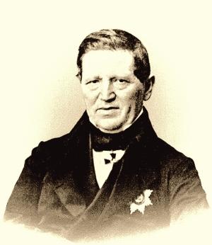 Николай Дмитриевич Брашман— один из преподавателей В.Я.Цингера, позже— основатель и первый президент Московского математического общества.