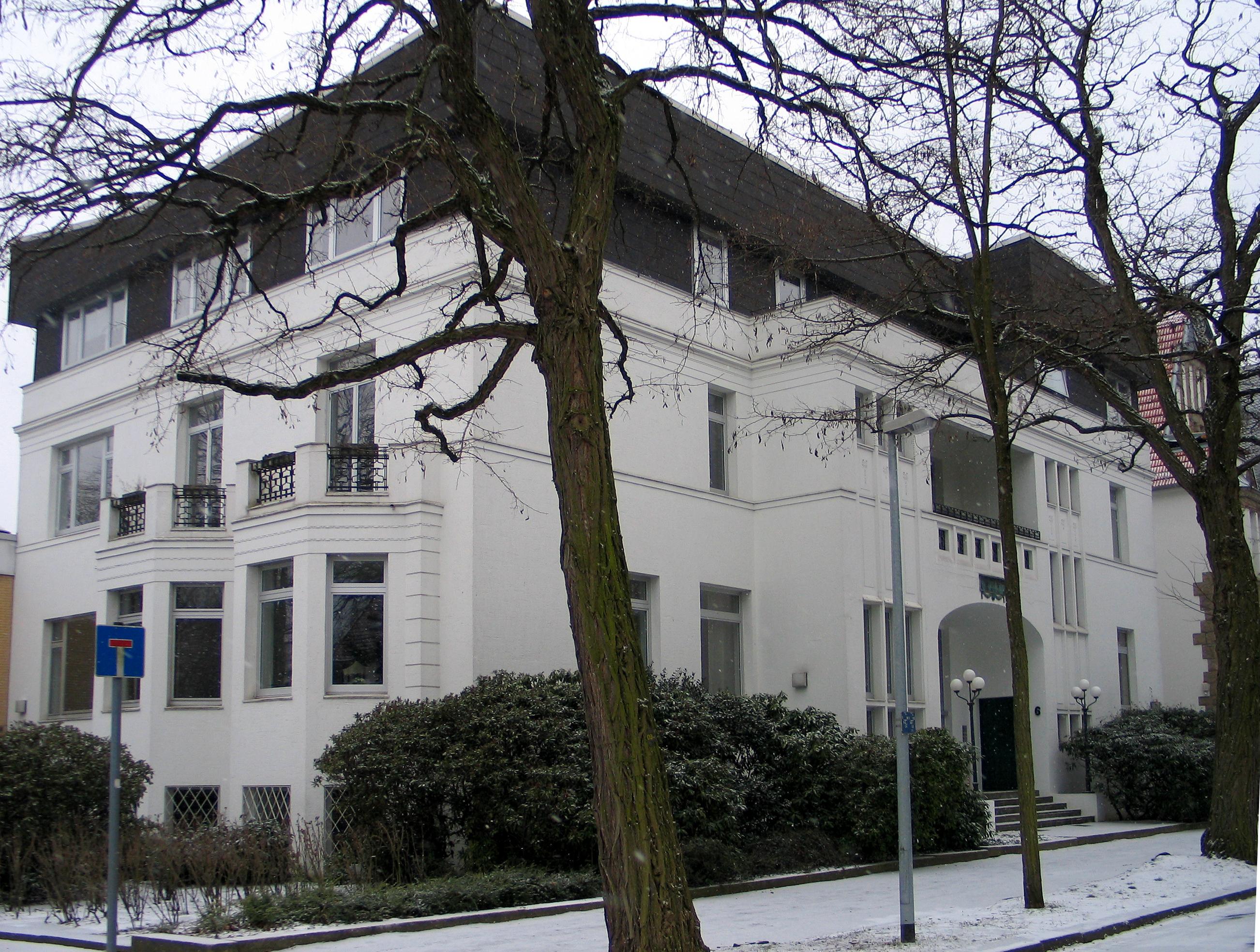 Fritz Behrens Stiftung