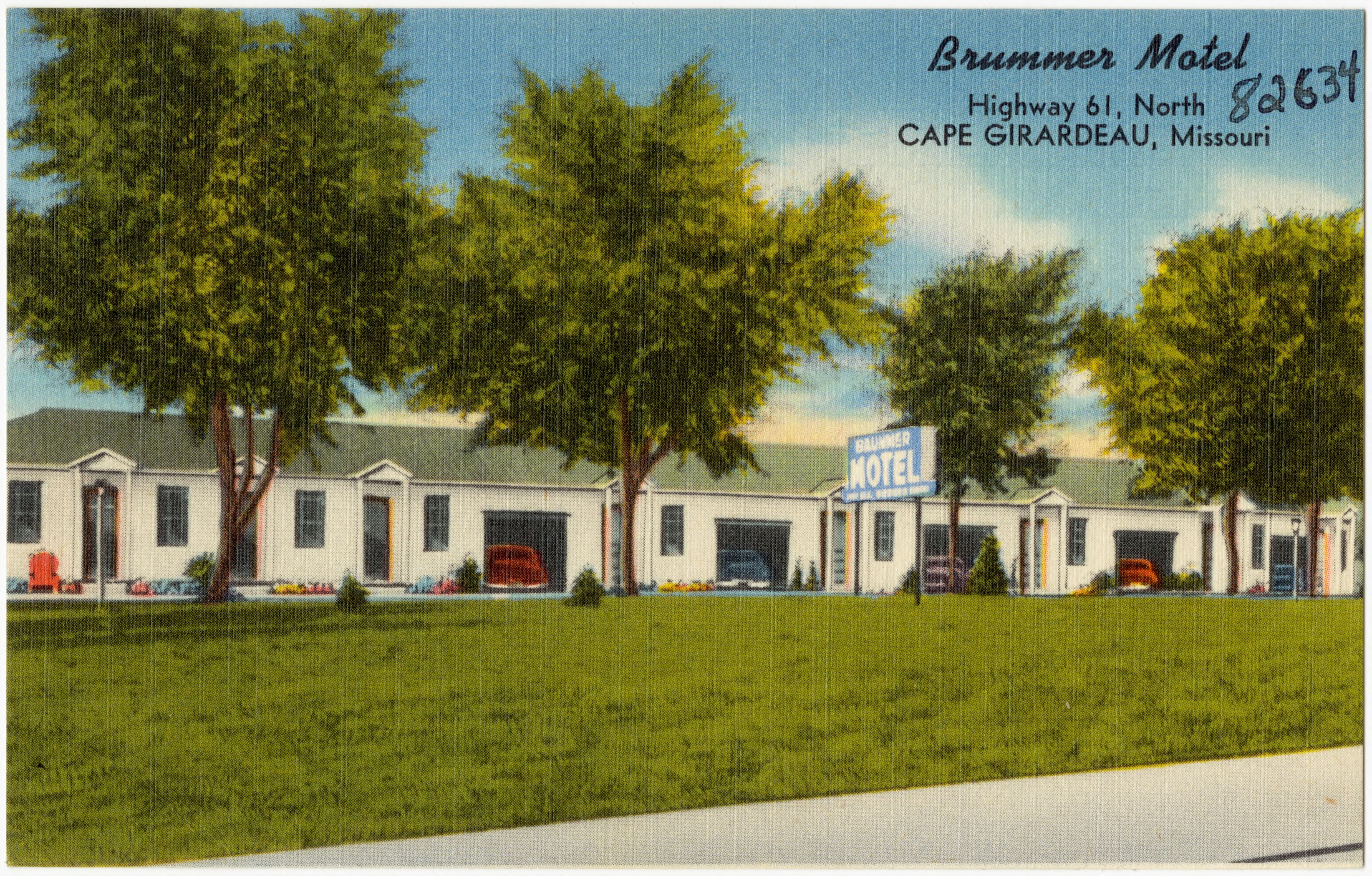 Cape Motel Cape Vincent Ny