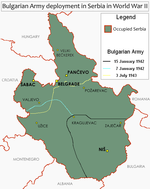Filebulgarian army deployment in occupied serbia in world war ii 2 filebulgarian army deployment in occupied serbia in world war ii 2g gumiabroncs Image collections
