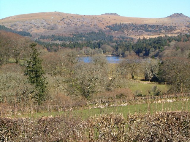 Burrator - geograph.org.uk - 1369353