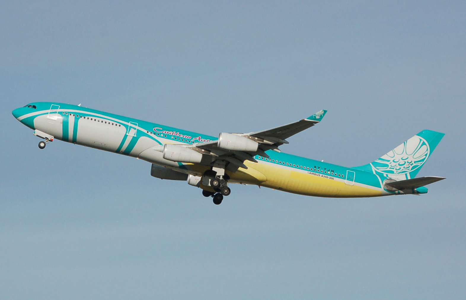 Caribbean Airlines Wikipedia