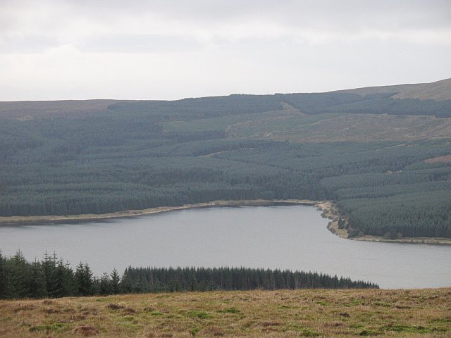 Carron Valley Reservoir - geograph.org.uk - 1129003