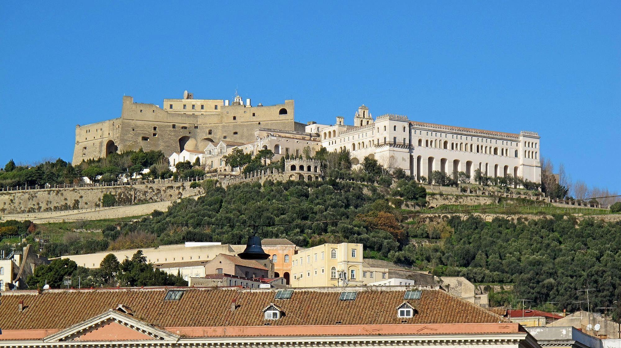Certosa Di San Martino Wikipedia