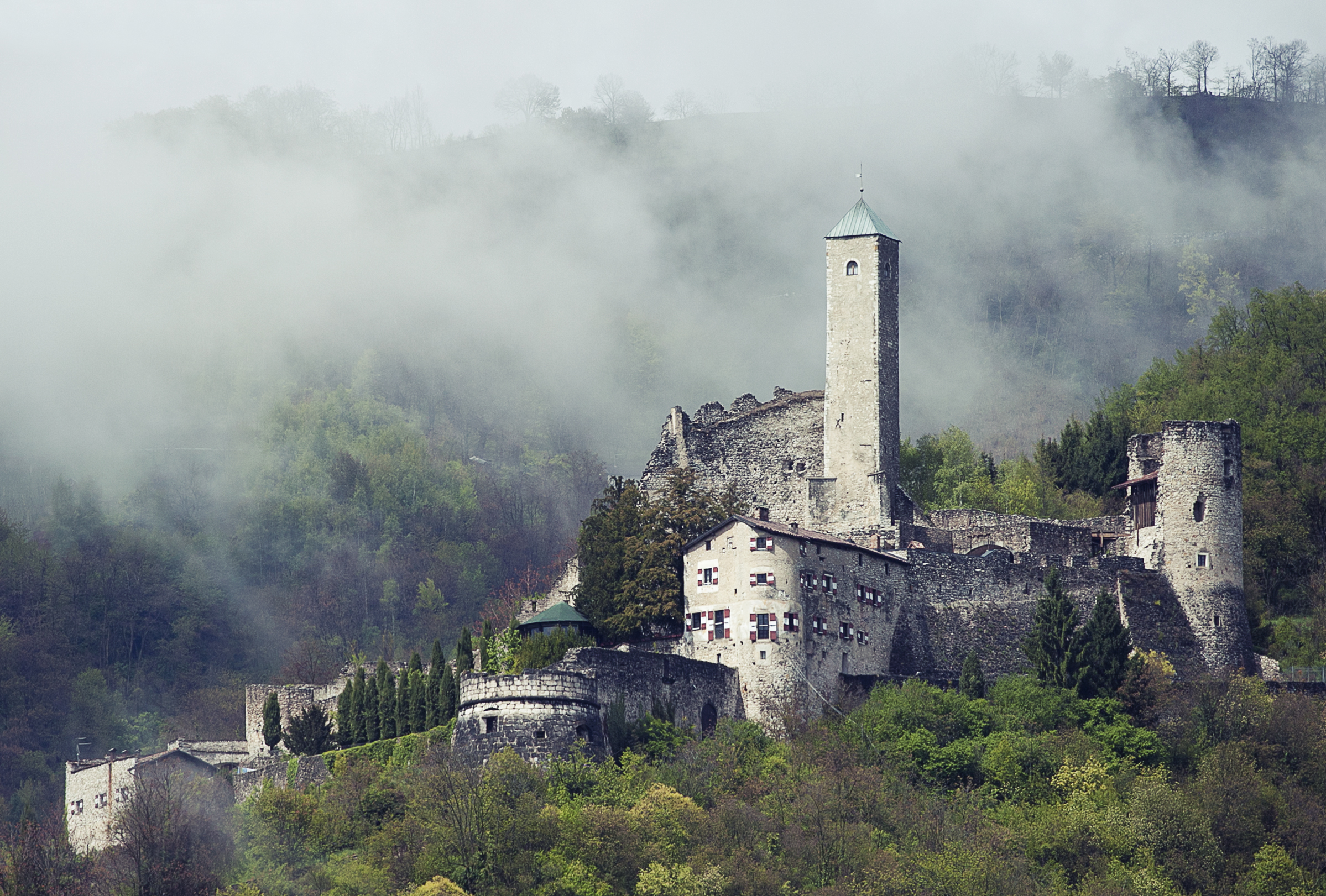 Castel telvana borgo