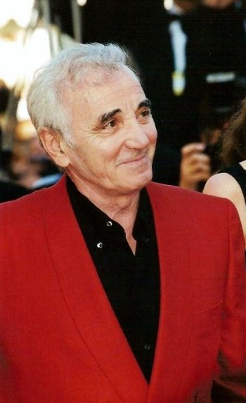 Charles Aznavour Cannes