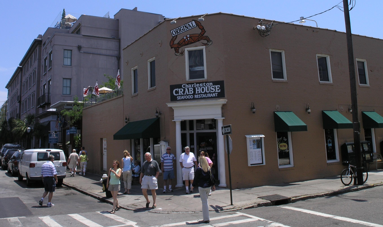FileCharleston Crab House on Market St in Charleston SCJPG