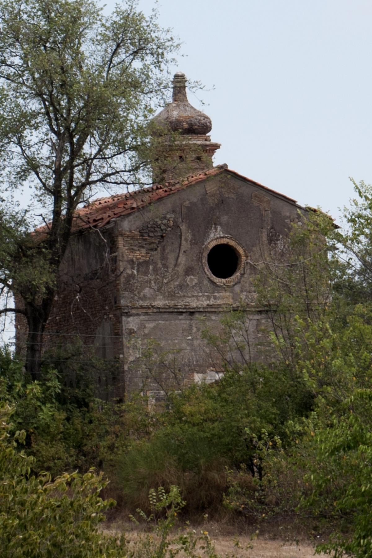 Chiesa Di Santa Chiara In Villa Di York