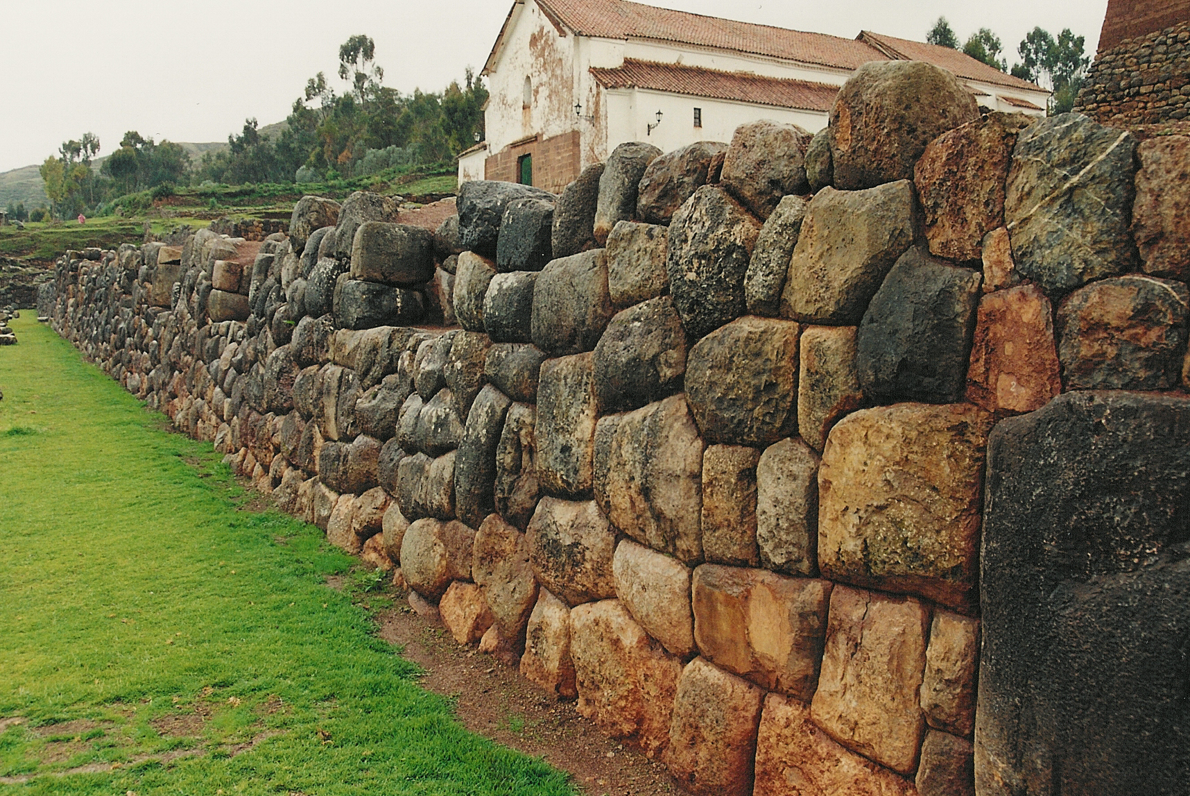 File Chinchero Archaeological site   wall likewise 02 in addition Simtek Fence Home Depot additionally Beautiful Hydrangea Flowers furthermore Xiaoshou. on fence stone