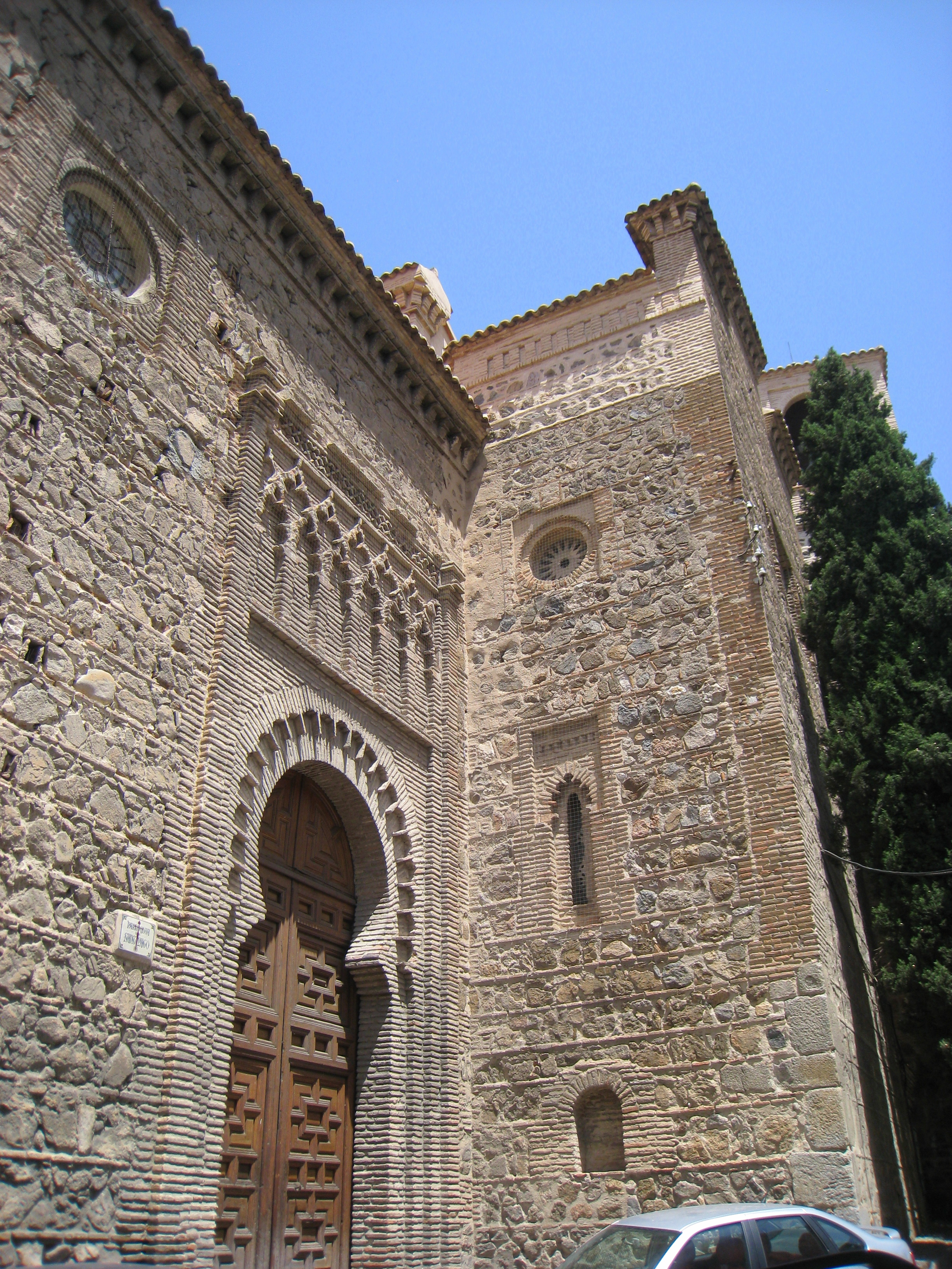 Santiago del Arrabal, Toledo