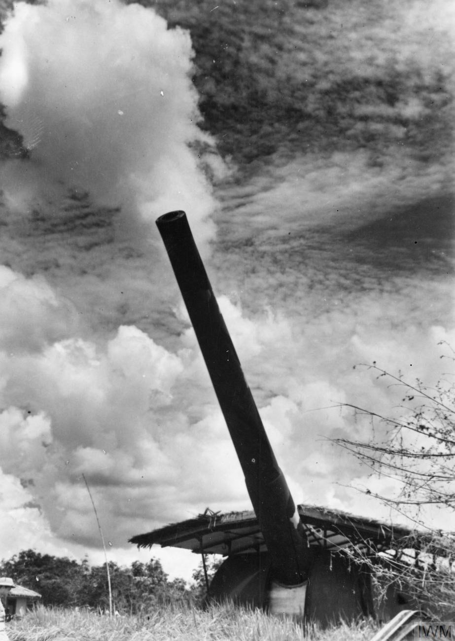 [新加坡]柔佛砲台 Johore battery (原創)