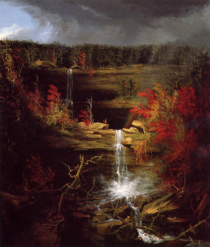 Thomas Cole The Oxbow painting anysize 50% off - The Oxbow painting ...