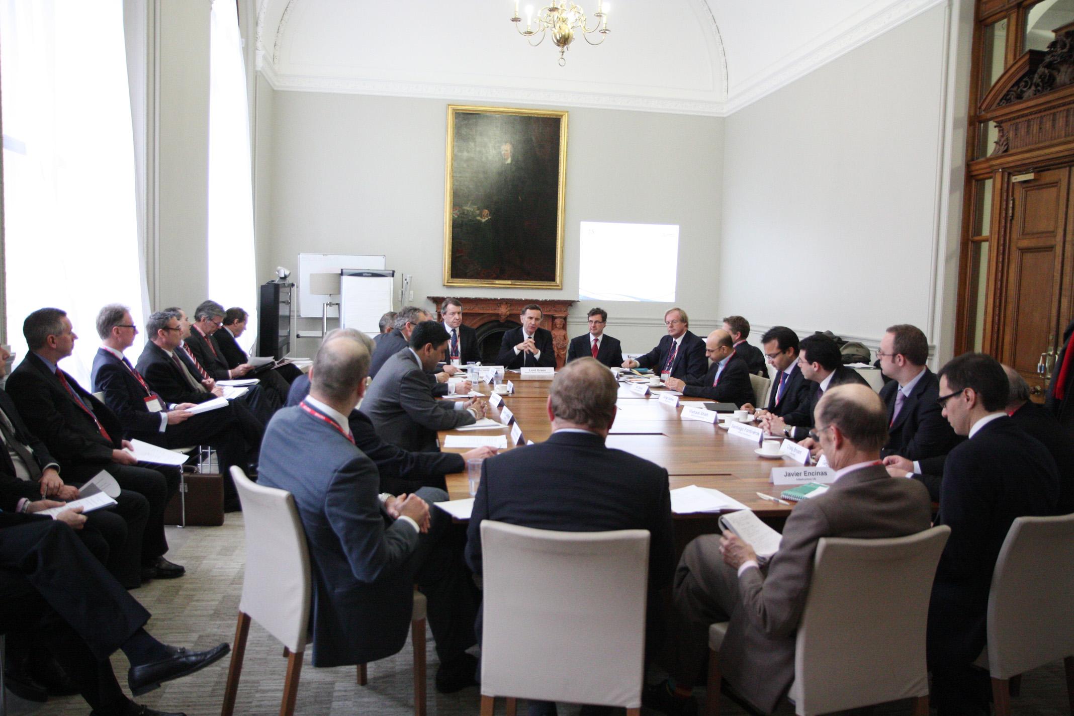 Resultado de imagen para business roundtable images