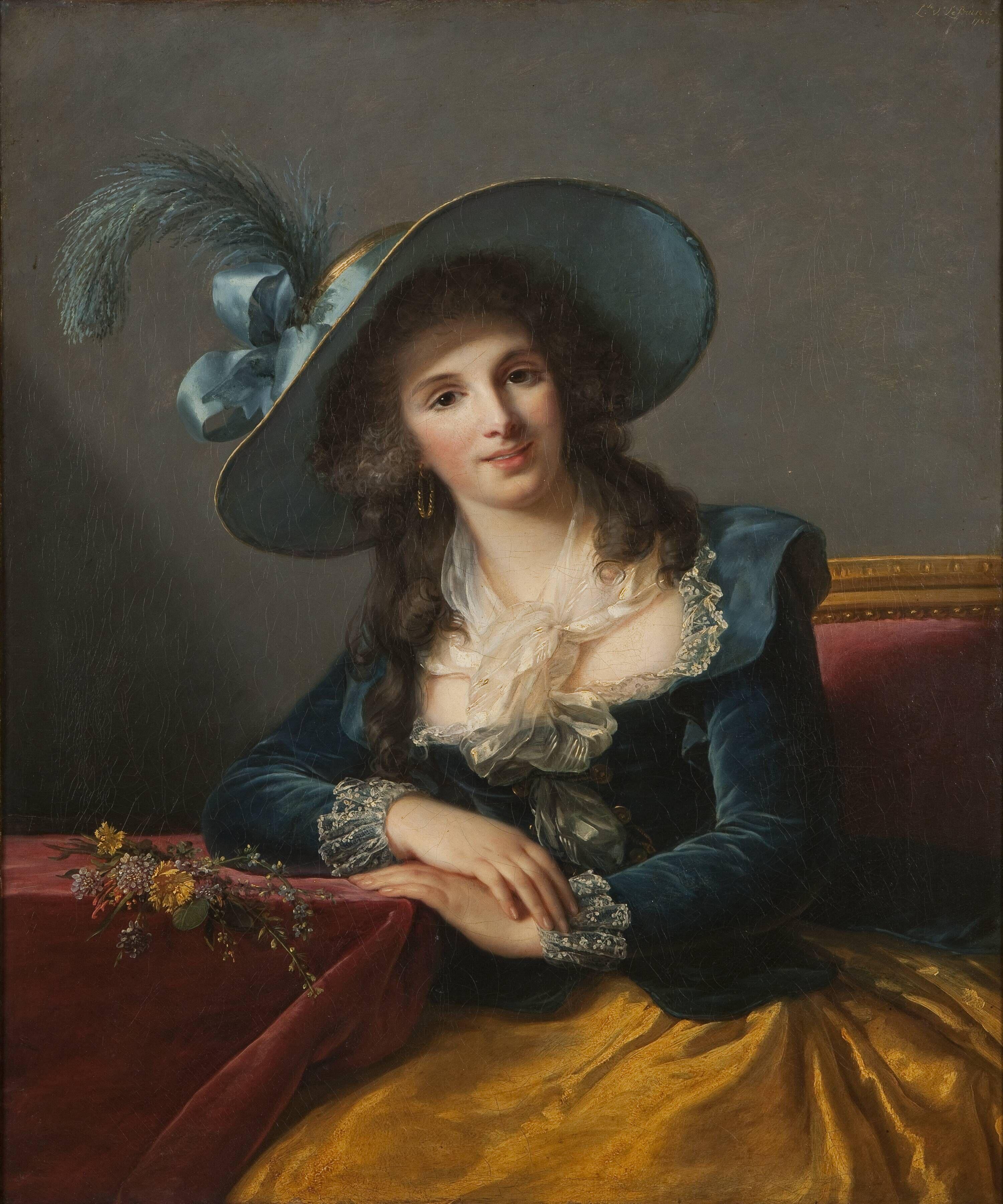 File comtesse louis philippe de segur 1756 1828 by - Elisabeth de senneville biographie ...