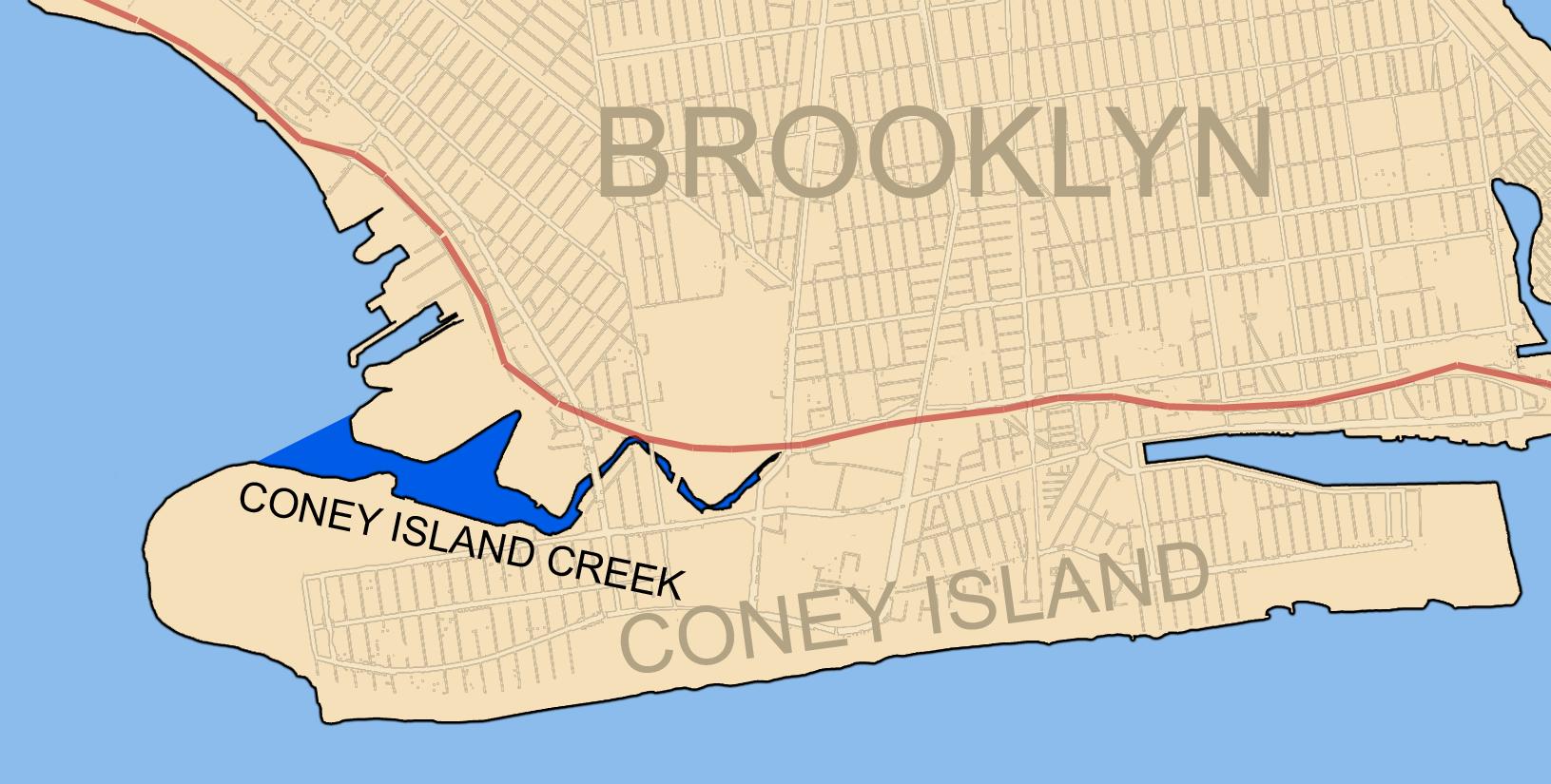 Coney Island In December