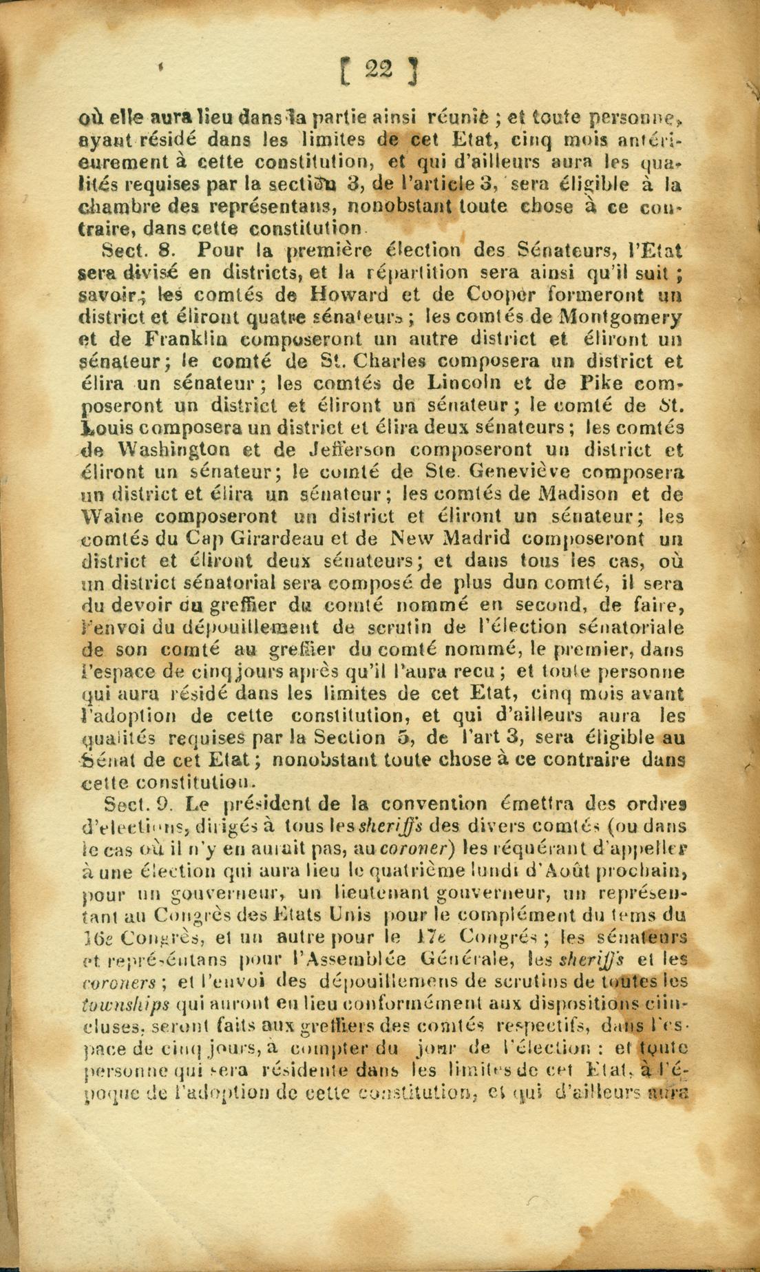 File:Constitution de L'etat du Missouri  1820  p  22