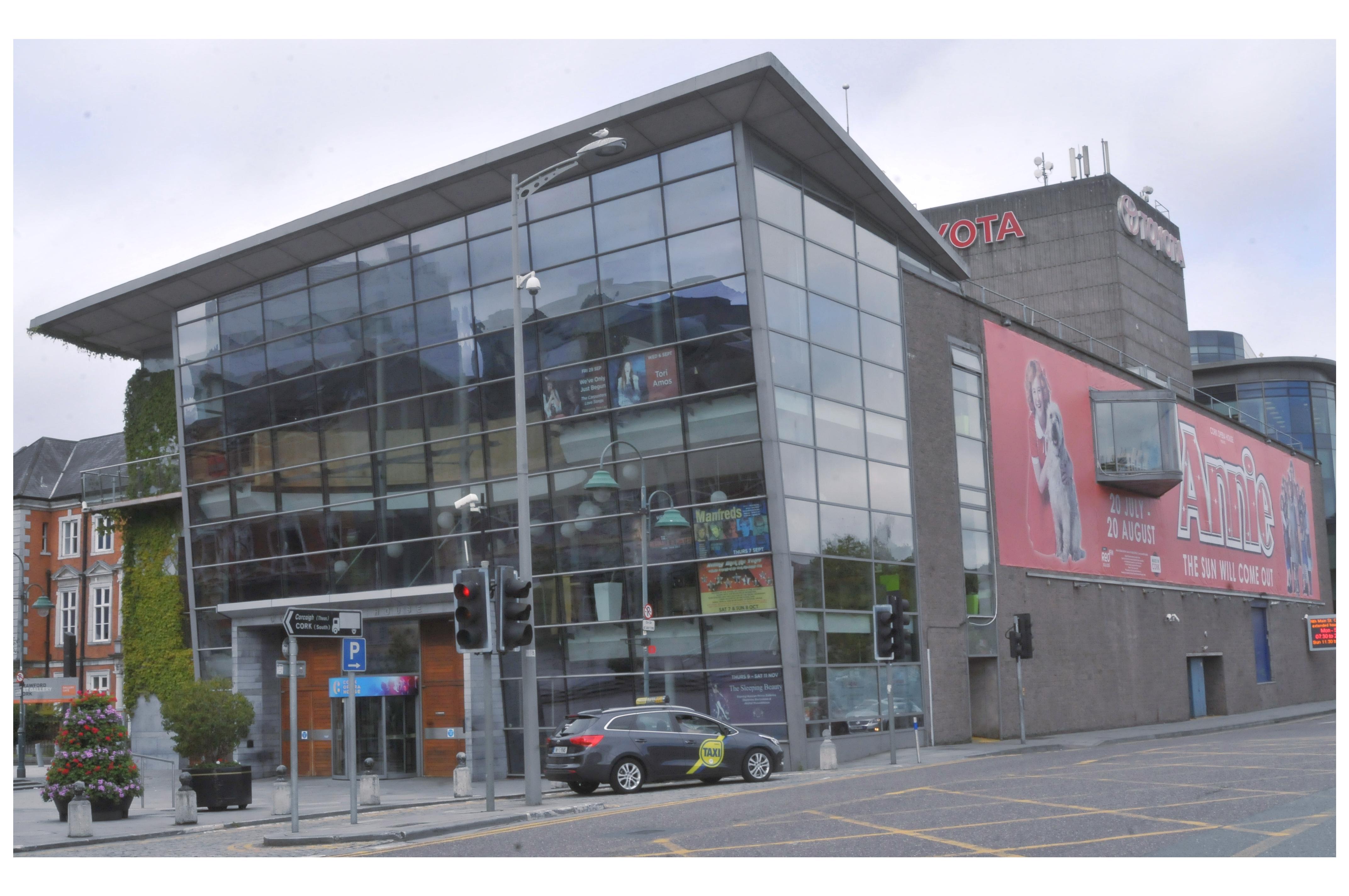 Cork Opera House Wikipedia