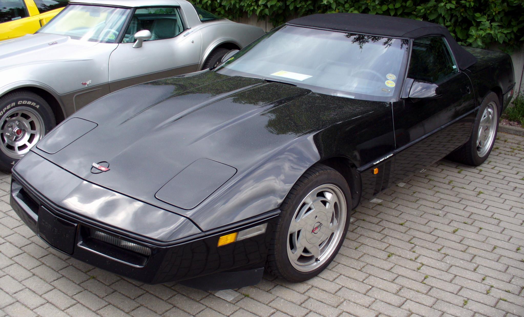 Kelebihan Corvette 1990 Tangguh
