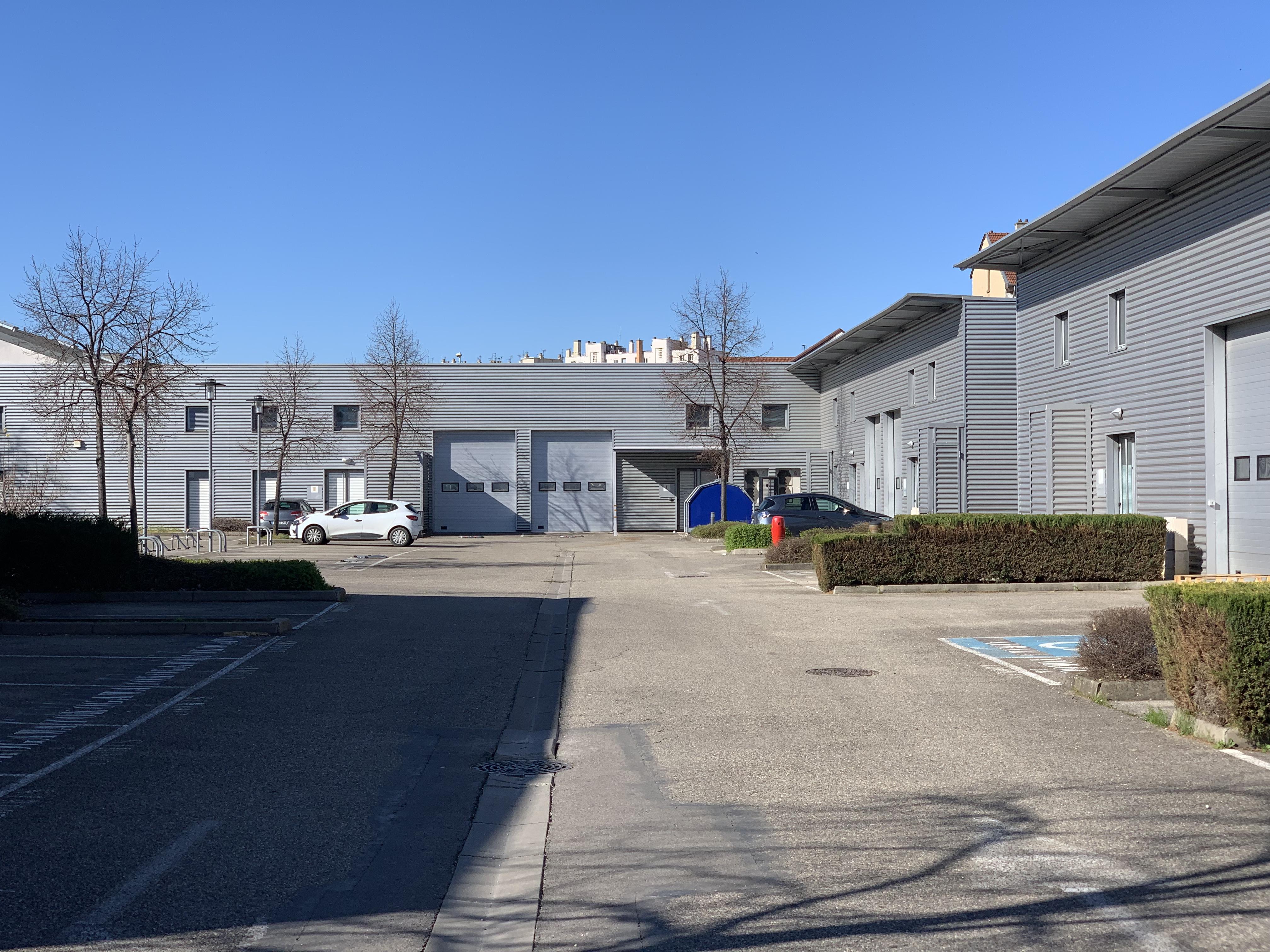 Entreprise D Architecture Lyon file:cour d'entreprises (parking) rue paul duvivier (lyon