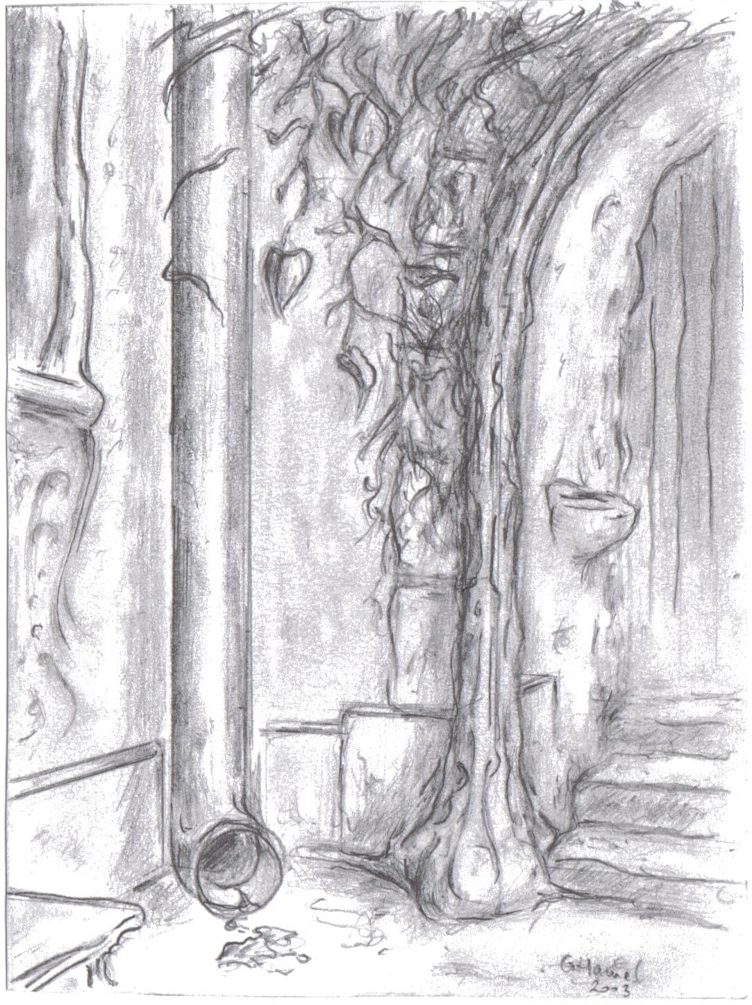 Depiction of Rivendel