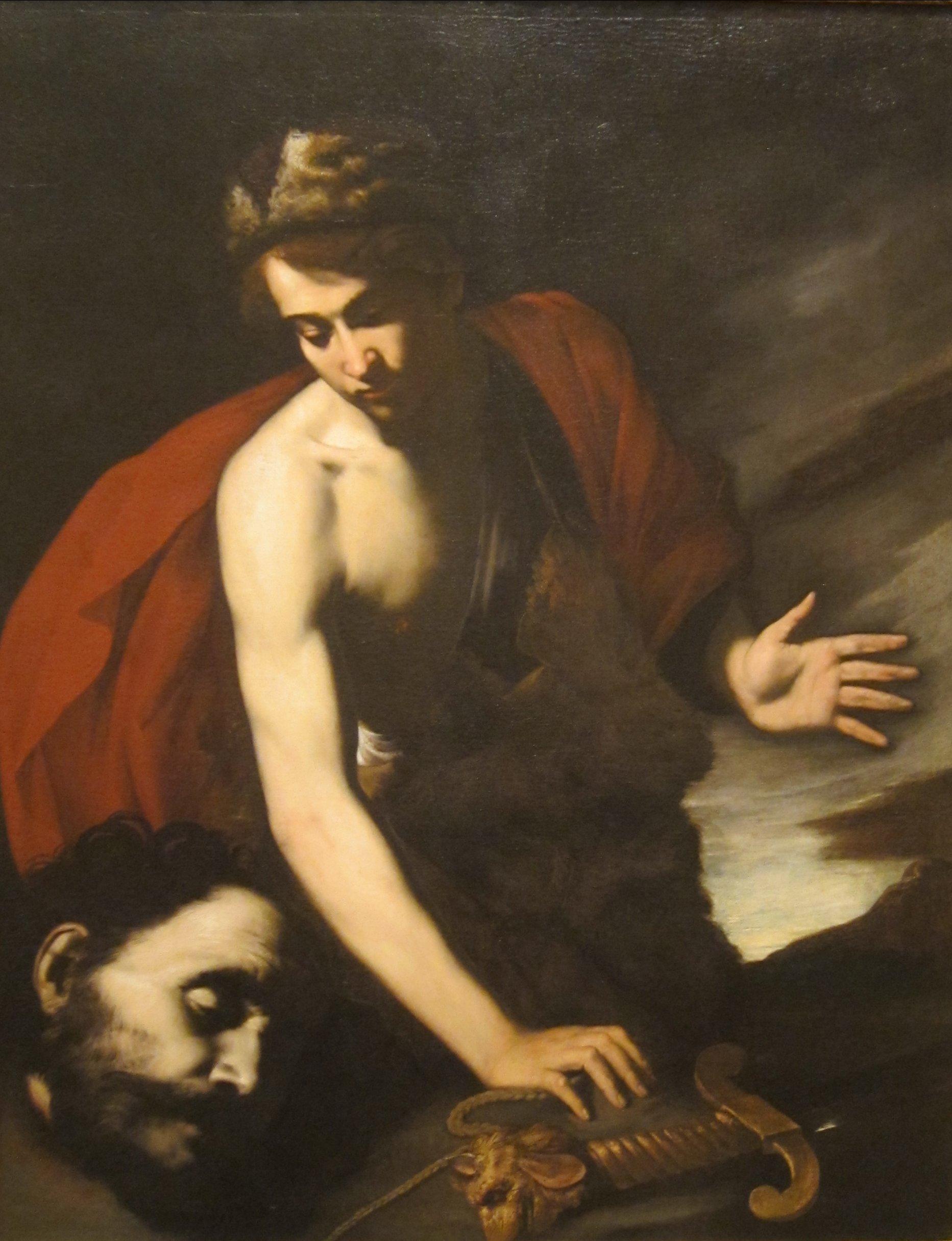 Resultado de imagem para painting of david