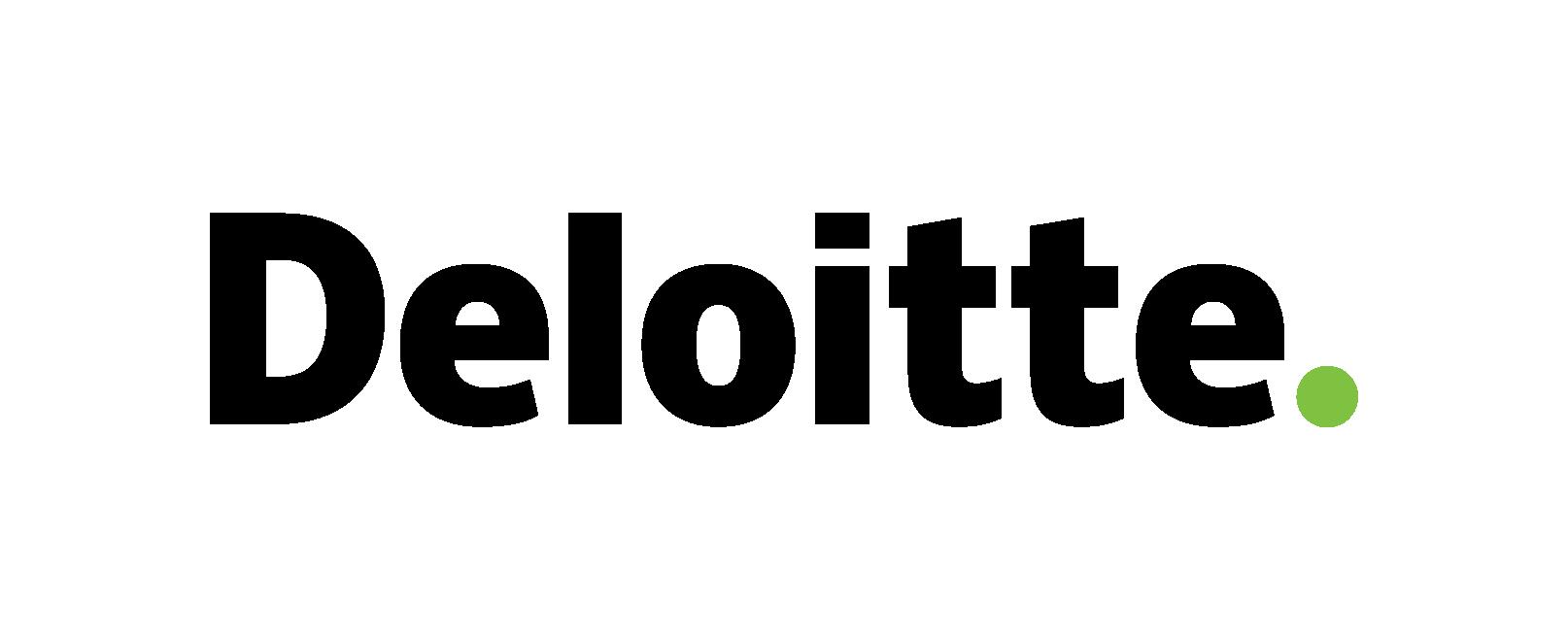 Logo de la Société Deloitte