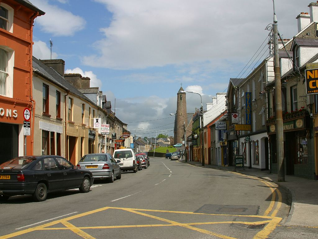 Donegal Town – Travel guide at Wikivoyage
