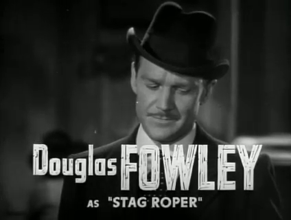 douglas fowley movies