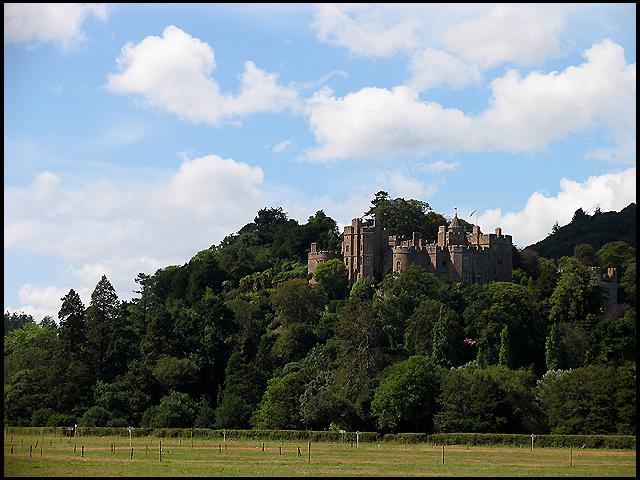 Dunster Castle, Dunster - geograph.org.uk - 7235